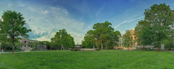 Photograph - American University Quad by Metro DC Photography