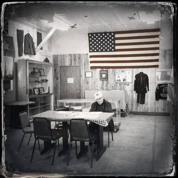 Photograph - American Veteran by Natasha Marco
