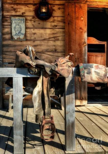 Photograph - American Wild West by Mel Steinhauer