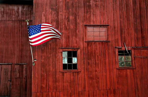 Wall Art - Photograph - Americana by Diana Angstadt