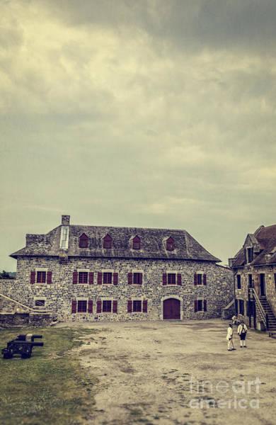 Photograph - Fort Ticonderoga by Edward Fielding