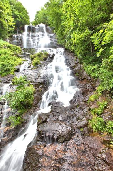 Photograph - Amicalola Falls by Gordon Elwell