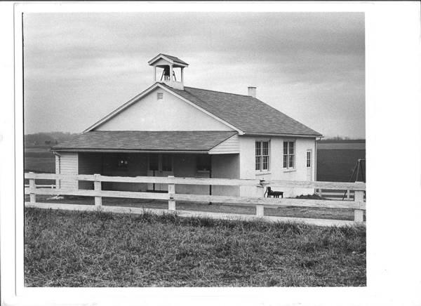 Photograph - Amish School by Bc Adamkowski