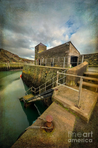 Photograph - Amlwch Port Lighthouse V2 by Adrian Evans