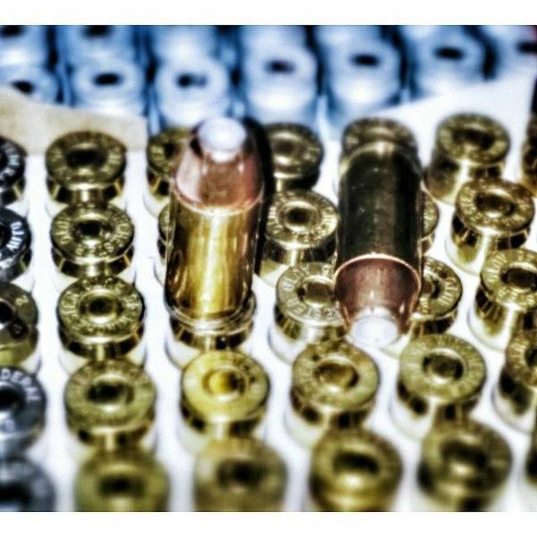 Handguns Photograph - #ammo #weapons #gunporn #firearms by Crook Bladez