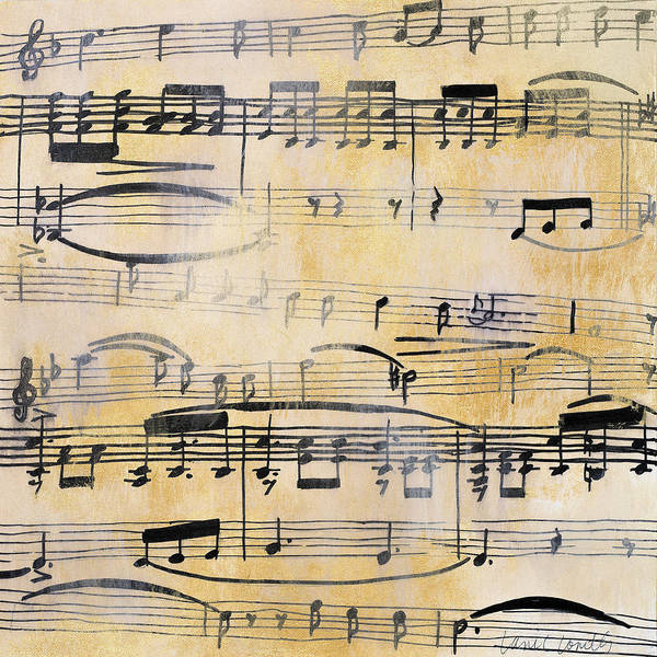 Major Painting - Amore In F Major by Lanie Loreth