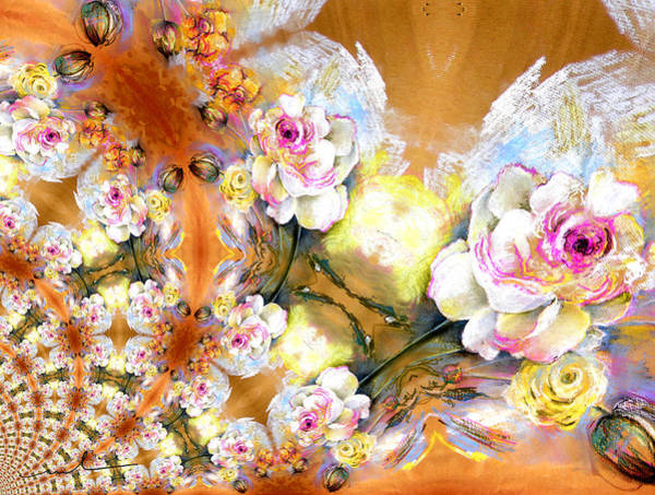 Painting - Amour Infinity by Miki De Goodaboom