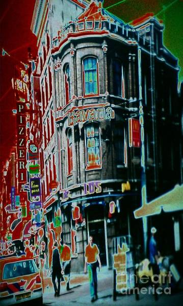 Amsterdam Abstract Art Print