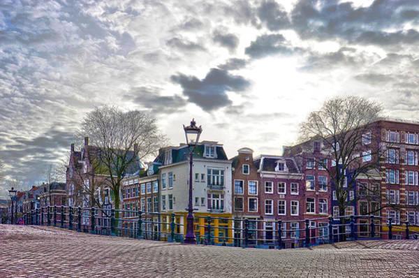 Amsterdam Bridges Art Print