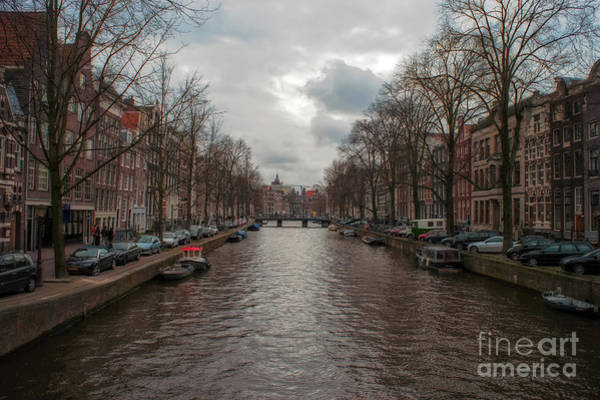 Photograph - Amsterdam Canals by Eric Wiles