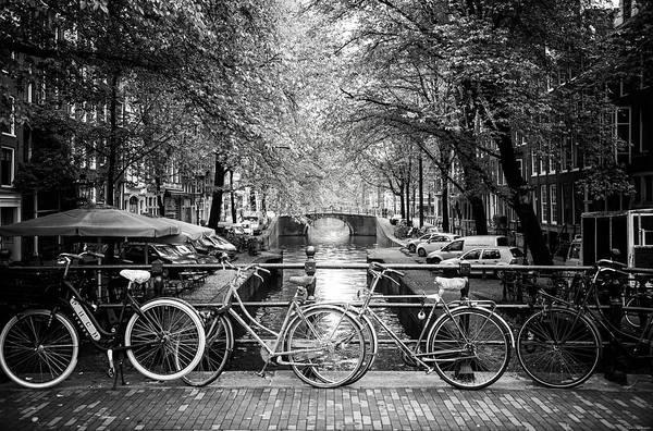 Photograph - Amsterdam  by Ryan Wyckoff
