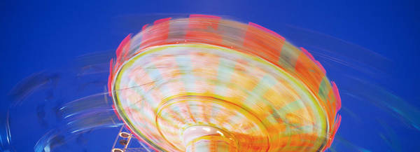 Leisurely Photograph - Amusement Park Stuttgart Germany by Panoramic Images