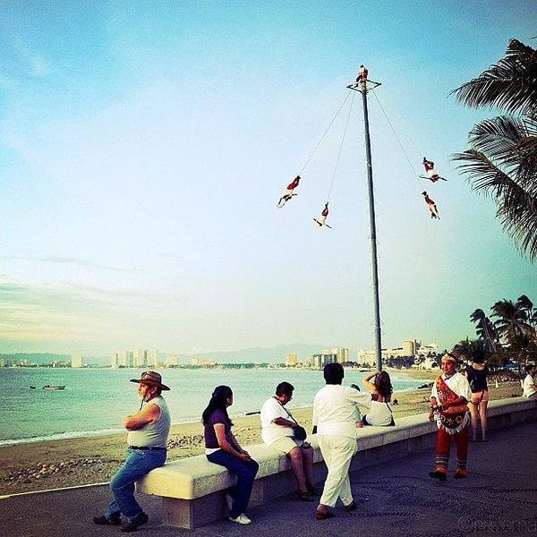 Wall Art - Photograph - An Afternoon On The Malecon by Natasha Marco