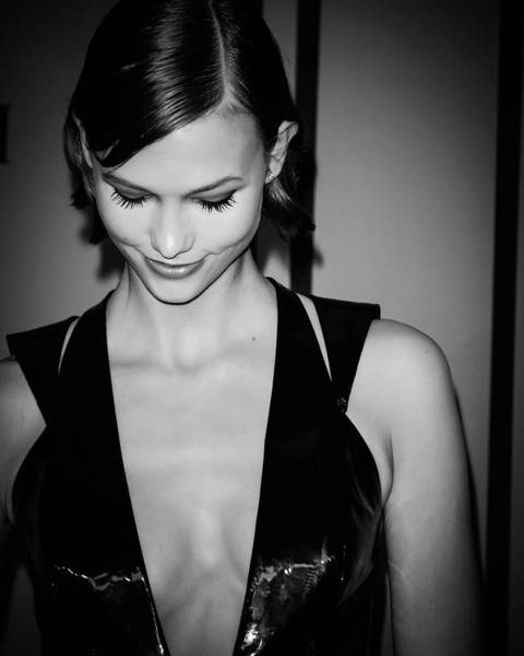Photograph - An Alternative View - 2013 Cfda Fashion by Andrew H. Walker
