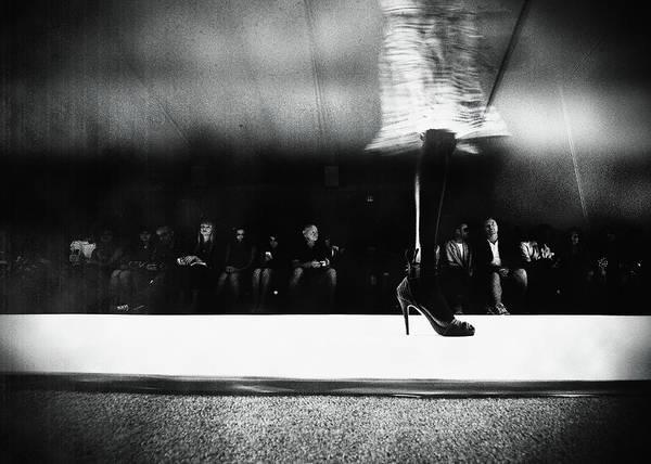 Photograph - An Alternative View - Mercedes-benz by Andrew H. Walker