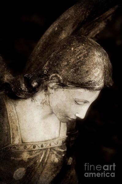 Photograph - An Angel Awaits by Debra Fedchin