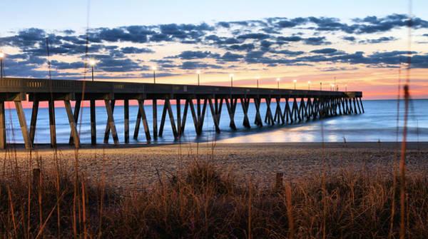 Wrightsville Beach Wall Art - Photograph - An Atlantic Daybreak by JC Findley