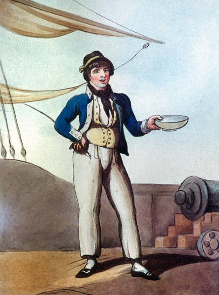 Painting - An English Sailor, 1799 by Granger