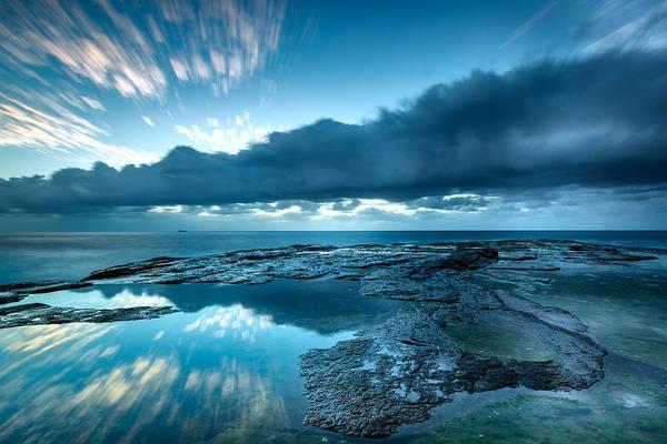Photograph - An Ocean Crater by Mark Lucey