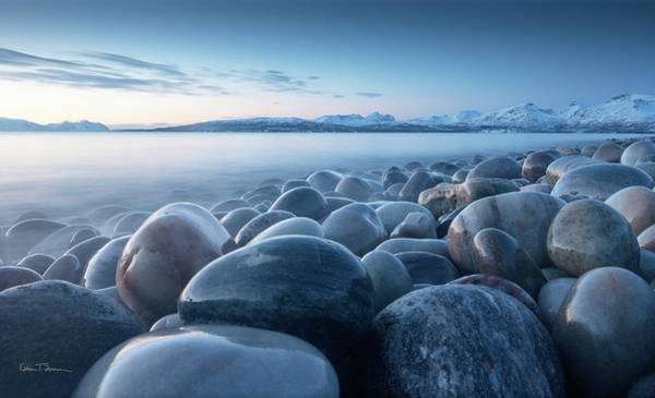 Zen Photograph - An Ocean Of Time by Ebba Torsteinsen Jenssen