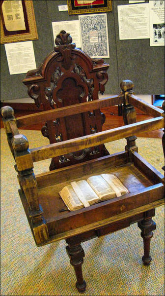 Photograph - An Old Bible by Glenn Bautista