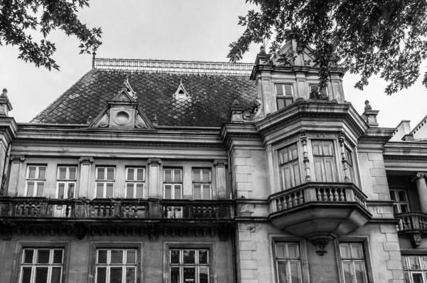 Photograph - An Old Polish Tenement by Tgchan