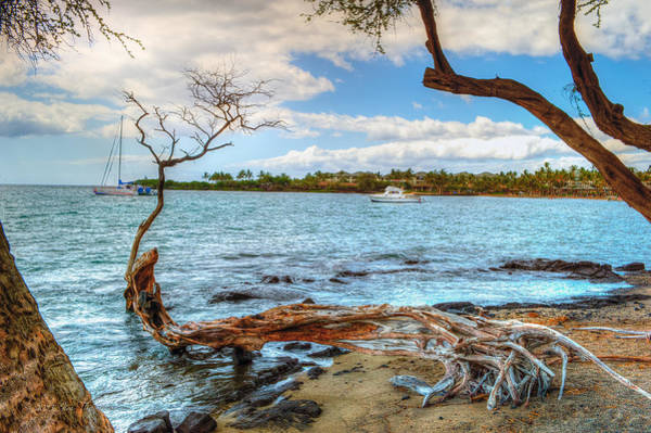 Photograph - Anaehoomalu Bay by Jim Thompson