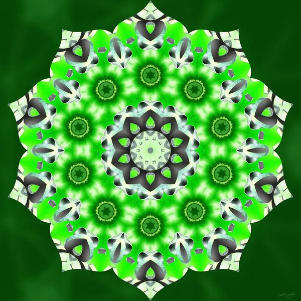 Digital Art - Anahata Beauty by Derek Gedney