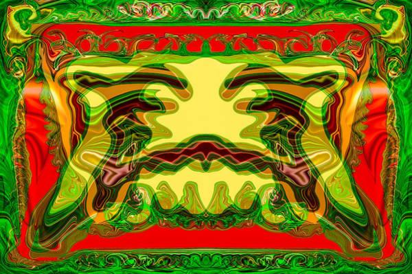 Painting - Analog Television by Omaste Witkowski