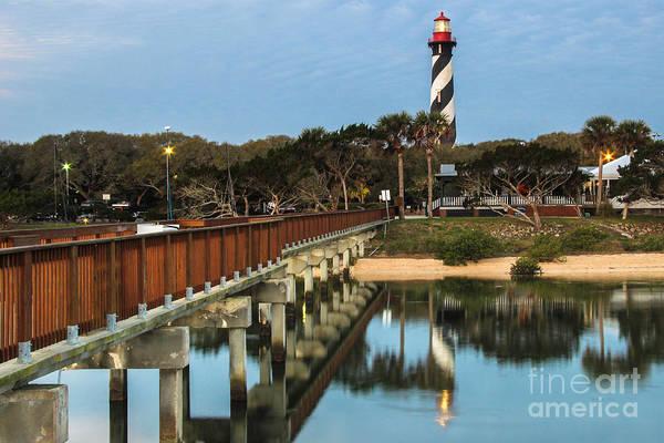 Saint Augustine Beach Wall Art - Photograph - Anastasia Island by Scott Moore