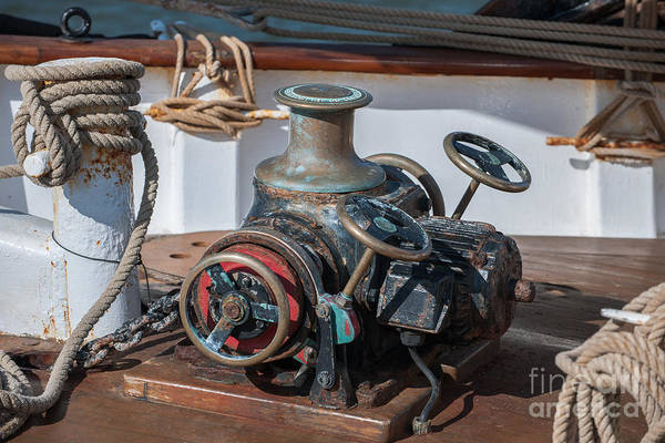 Photograph - Anchor Stop by Dale Powell