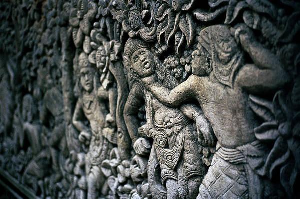 Photograph - Ancient Bali by Shaun Higson