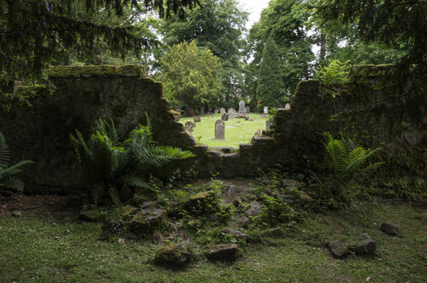 Photograph - Ancient Burial Ground by Ross G Strachan