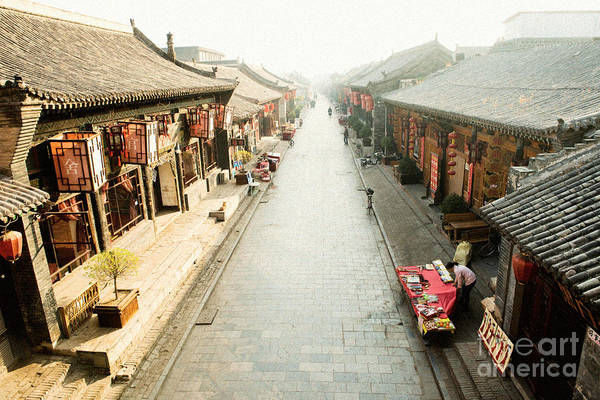 Photograph - Ancient City Pingyao by Yew Kwang