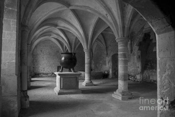 Photograph - Ancient Cloisters. by Clare Bambers