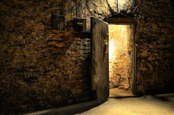 Otr Wall Art - Photograph - Ancient Door by Russell Todd