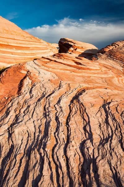 Photograph - Ancient Dunes by Michael Blanchette