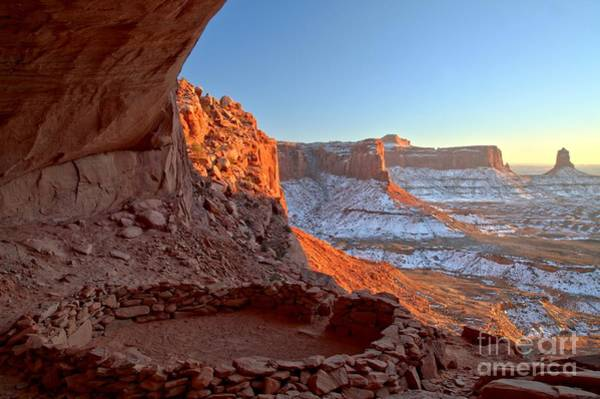 Photograph - Ancient Overlook by Adam Jewell