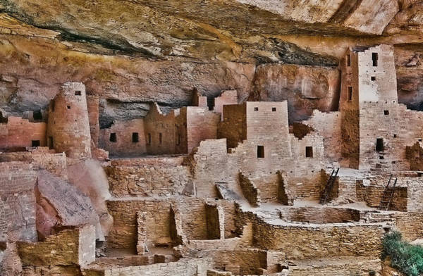 Photograph - Ancient Palace by Heather Applegate