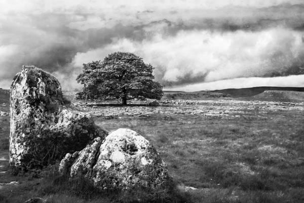 Grassington Photograph - Ancient Peace by Steven Garratt