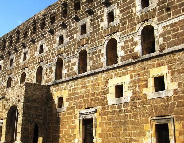 Eastern Anatolia Photograph - Ancient Roman Theater by Teresa Ruiz