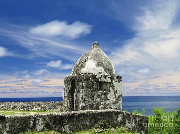 Mount Soledad Wall Art - Photograph - Ancient Spanish Fortress by Scott Cameron