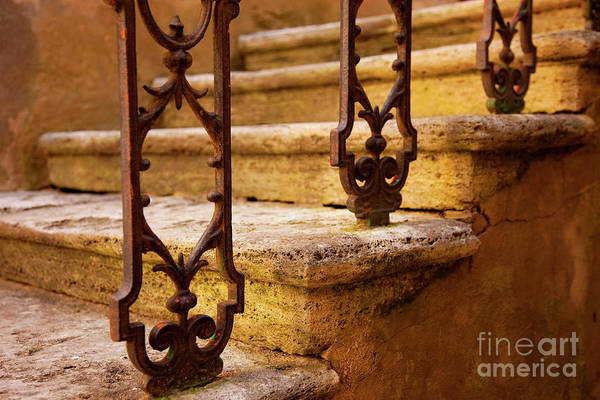 Art Print featuring the photograph Ancient Steps by Brian Jannsen