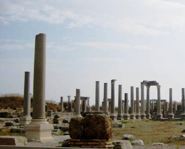 Eastern Anatolia Photograph - Ancient Turkey 14 by Teresa Ruiz
