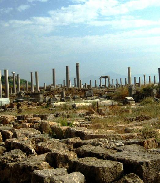 Eastern Anatolia Photograph - Ancient Turkey 2 by Teresa Ruiz
