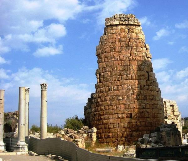 Eastern Anatolia Photograph - Ancient Turkey 4 by Teresa Ruiz