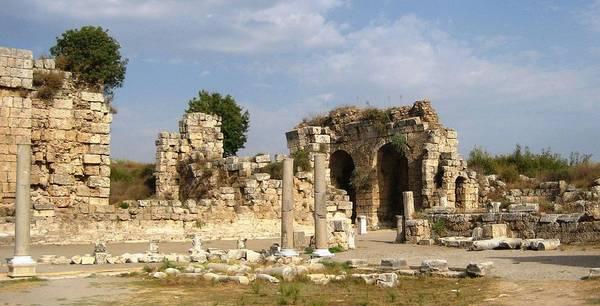 Eastern Anatolia Photograph - Ancient Turkey 5 by Teresa Ruiz