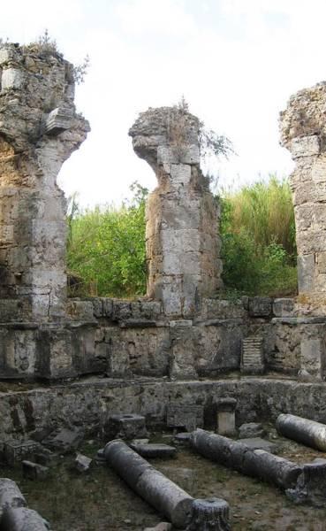 Eastern Anatolia Photograph - Ancient Turkey 9 by Teresa Ruiz