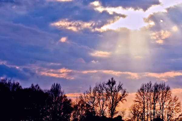 Photograph - And Heaven Spoke by Lesa Fine