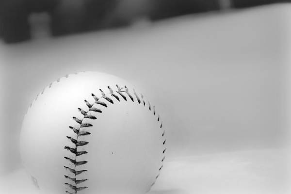 Photograph - And Then There Was Baseball by Kelly Hazel